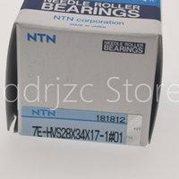 NTN gordura sólida rolamento de agulhas 7E-HVS28x34x17-1 / LP03 28 milímetros x 34 milímetros x 17 milímetros
