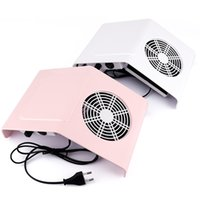 40W Nail Dust Suction Dust Collector Fan Vacuum Cleaner Mani...