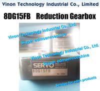 8DG15FB edm Redução de caixa de mudanças para a série Makino engrenagem para DC escova Motor