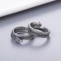 Heißer Verkauf Ring Mode Charm Ring Top Qualität Silber Überzogener Ring für Unisex Modeschmuckversorgung Großhandel