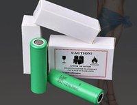 150 unids 100% mejor calidad HG2 30Q VTC6 3000MAH NCR 3400MAH 25R 2500MAH 18650 BATERÍA E CIG MOD Baterías recargables Estilo NOBILE