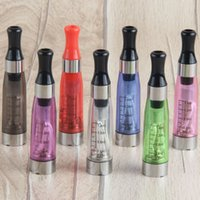 CE4 Atomizer 1.6ml 2.4ohm electronic cigarettes vaporizer 510 thread for E cig all ego series CE5 CE6 Clearomizer