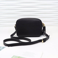 Vannogg Top Global Frete Grátis 308364 Tamanho 21cm 15 cm 7cm clássico estilo de luxo couro bolsa de couro melhor qualidade bolsa de câmera bolsa