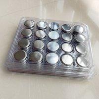 3.6V LIR2450 wiederaufladbare Lithium-Ionen-Münzen-Knopfzelle, Super Power Sealed Tray-Verpackung