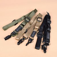 Tactische hoge sterkte Multi Mission MS2 Sling Systeem Verstelbare RSA Gun Sling Swivel Stud