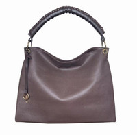 Top Qualität Neue Mode PU-Leder Braun Blume Handtaschen Frauen Taschen Umhängetaschen Handtasche Dame Totes Messenger Bag Cross Body Bags
