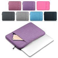 Sac étanche pour ordinateur portable 11 12 13 15 pouces 15,6 Housse pour MacBook Air Pro 2019 Mac Book Computer Sleeve Accessoires Capa