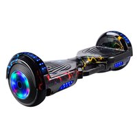 Aluminum Alloy Hoverboard Electric Scooter 7 Inch 2 Wheels Smart Balance Scooter Hover Board Standing Smart Wheel Motorized For Children #45