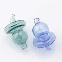 25mmod US Couleur de verre Couleur en verre Casquette en carbone avec une tenue de direction pour le quartz Banger Banger Verre d'eau Bongs DAB