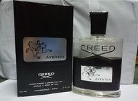 2020 Famoso Creed Aventus Perfume Eau de Colonia 120 ml, Largo, Olor, Buena Calidad, Gran Fragancia, Compras GRATUITAS