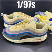 2020 أعلى جودة شون Wotherspoon فودافون الهجين SW 1 / 97S الرجال الاحذية على الموضة للنساء أحذية رياضية المدربين مع صندوق 36-45 EUR