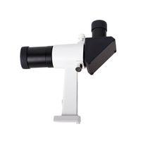 Angeleyes 6x30-Metal-Finder Scope mit Fadenkreuz-Sucher für astronomisches Teleskop Finder Scope