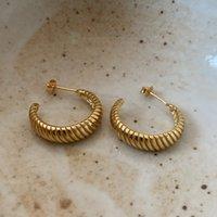 Anneau d'oreille réel Argent 925 Boucles d'oreilles femmes Bohême personnalisés Aretes De Mujer Modernos 2020 Fine Jewellery cadeau