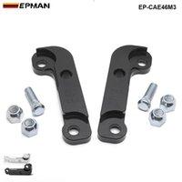 EPMAN Aluminium Adapter Ökad Vridvinkel Omkring 25% -30% för BMW E46 M3 Tuning Driftseffekt EP-CAE46M3