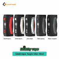 100% originale Geekvape Aegis MAX 100W Mod VW 21700/18650