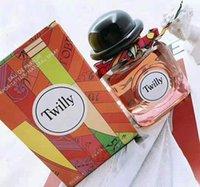 Twilly Silk Bufanda Lady Perfumes 85ml Spray de perfume de perfume con encanto fresco y duradero de larga duración