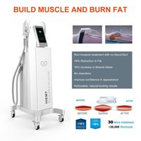 CE Approved Fast Delivery slimming Machines Weight Loss Liquid Cooling Technology High Efficiency HI-EMT Muscles Extreme Training Big Promotion