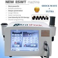Precio de fábrica de alta calidad Extremo TOCH portátil de la onda de choque neumático máquina de la terapia extracorpórea por ondas de choque terapia para la disfunción eréctil del Tratamiento
