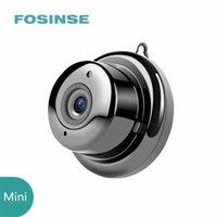 Drahtlose Mini-IP-Kamera 1080P HD IR-CCTV Infrarot-Nachtsicht-Micro-Kamera-Haus-Sicherheitsüberwachung WIFI-Baby-Monitor-Kamera