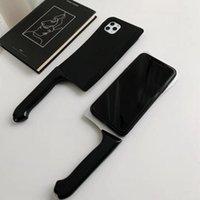 المشاهير الانترنت نفس سكين مطبخ س ل8plusXs الهاتف iphone11proMax متعة الواسعه حالة مضحك قضية الهاتف المحمول النساء
