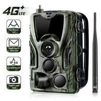 HC-801LTE 4G MMS / SMS / Email Caméra de chasse 16MP 1080P Trail de vision nocturne 0.3S Trigger SURVEILLANCE SURVEILLANCE SCOUT IP66