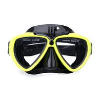 Profissional adulto máscara à prova de explosão à prova de nevoeiro de vidro temperado sílica gel máscara de respiração 3d selagem am-206gp