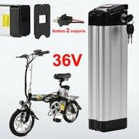 36V 10Ah Lithium-Ionen-Elektro E Fahrrad-Batterie Silberfischchen für Ebike BBSHD Bafang Motor 250W 350W