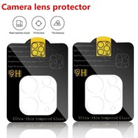 강화 유리 렌즈 화면 보호기를 들어 아이폰 (11) 11pro 11pro 최대 투명 보호 카메라 렌즈 필름