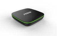 R69 TV Box Android 7.1 Allwinner H3 رباعية النواة 1G8G 2G16G 2.4 جيجا هرتز wifi 1080 وعاء hd الرئيسية لاعب الوسائط الذكية مجموعة أعلى مربع