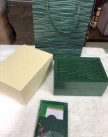 Orologio da uomo Box in legno Orologi da uomo Orologi da uomo Orologi da uomo Scatole regalo Borsa da regalo Designer Designer per Movimento Autoamtico Rolex Box