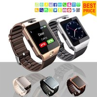 Bluetooth Smart Watch DZ09 Wearable Wrist Phone Watch Relogio 2G SIM TF Card For Iphone Samsung Android smartphone