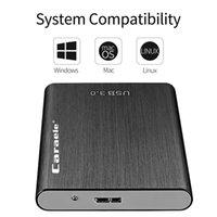 HDD 2.5 1 TB 외장 하드 드라이브 1TB 2TB 저장 장치 컴퓨터 휴대용 HD USB 3.0 용 하드 드라이브