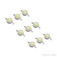 1W 3W высокой мощность светодиодного бисер SMD светодиоды Light-Emitting Diode светодиодного чип для Downlight Прожектор белой Лампа