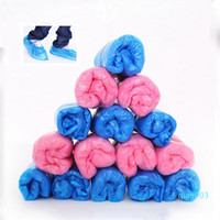 Disposable Shoe Cover 100pcs pack Waterproof Boot Covers Pla...