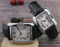 En la nueva llegada de cuero elegante clásico simple reloj de la mujer del hombre de señora Girl unisex de diseño de moda del cuarzo del vestido del reloj Reloj hombre