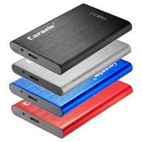HDD 2.5 1 TB Dischi rigidi esterni 2 TB Dispositivo di archiviazione Drive per computer portatile HD 1 TB USB 3.0