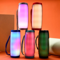 New colorful creative Bluetooth speaker multi functional out...