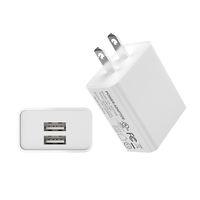 5 فولت 2a المزدوج USB الجدار شاحن عالمي شحن سريع السفر محول الطاقة الهاتف الخليوي المحمول