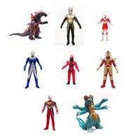 König Gojira Joint Movement Action Figuren Ultraman Monster Spielzeug Abnehmbare Sammlungsmodell