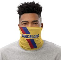 Барселона 20 Away Kit Gaiter Face Mask - По Dedbol