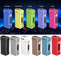 Authentic Yocan UNI Pro Mods 650mah Box E- cigarette Kit Mod ...