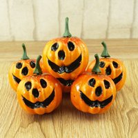 6pcs Lot Mini Fake Vegetable Simulation Grimace Pumpkin Hall...