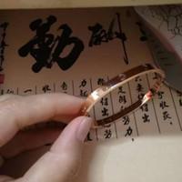 Titan stahl dünne armbänder armband für frauen männer mode schraubendreher armbänder heißer verkauf 4mm liebhaber armband no box 16-19cm