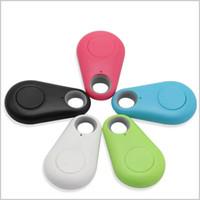 Mini Akıllı Kablosuz Bluetooth Izci Araba Çocuk Cüzdan Evcil Anahtar Bulucu GPS Bulucu Anti-kayıp Alarm Hatırlatma Akıllı Telefon için
