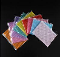 Sac amortissant Bulle d'étanchéité PVC gonflable cosmétiques mousse Sacs de rangement Emballage cadeau Sacs Sacs Mailing
