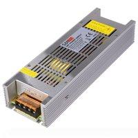 Autista Sanpu Slim Power Supply 12V 24V 200W 250W 300W AC-DC di illuminazione trasformatore LED IP20 alluminio coperta per i LED barre luminose