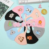 US Children Anti-pollution Masks Boys Girls PM2.5 Cartoon Mouth Face Masks Kids Anti-Dust Earloop Washable Reusable Cotton Mask