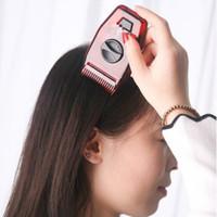 Haarschneider Cutter Razor Comb Combo Kalibrierung Klingen-Rasierer Styling Haarschneide Remover Unisex Handbuch Clipper Schiff frei