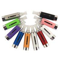 MOQ 20PCS EVOD BCC MT3 ZUOMISATER EGO Geeignete ClearoMizer Austauschbare elektronische Zigarettenzigaretten-Multi-Color 2.4ml Zerstäuber leeres Tank