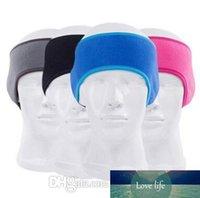 Großhandel Winter Ohrenschützer Stirnband Unisexohrwärmer Polarfleece-Haarband warme Stirnbänder Ski Ohrwärmer 20 Stück